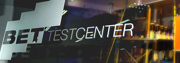BET Testcenter Logo