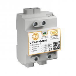 PV-Blitzstrom- und Überspannungsschutz