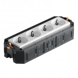 Modul 45® und Standard - Installationslösungen für Unterflur-Systeme