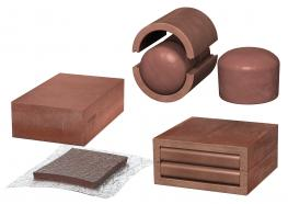 Schaumstoff-Serie PYROPLUG®