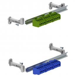 Klemmleistenset mit Schraubklemmen für SDB 12