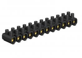 Reihenlüsterklemmen 35 mm², Polypropylen