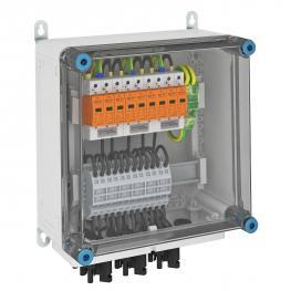 PV-Gehäuse für WR mit 3 MPP-Tracker Typ 1+2, 900 V DC