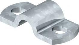 Leitungshalter, Oberteil für Rd 8-10 mm, Stahl