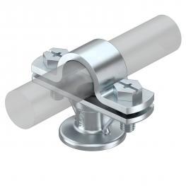 Stangenhalter, 16 mm