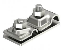 Anschlussplatte für eine isCon®-Leitung