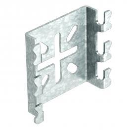 Montageplatte für Gitterrinne FT
