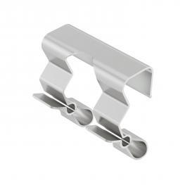 Klemmfeder für Leiterseile