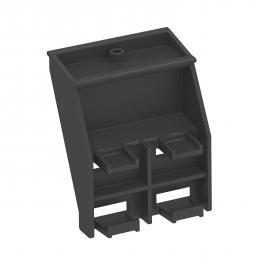 Flexkanalhalter für Deskbox DB