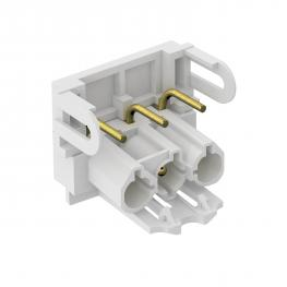 Modul 45connect® Steckerteil-Adapter, weiß