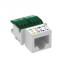 Datenanschlussmodul RJ45, Kat. 5e, ungeschirmt