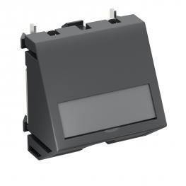 Kabelauslass für 3-11 mm Querschnitt, schwarzgrau