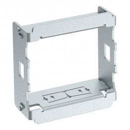 Adapter für 90° gedrehten Schaltereinbau
