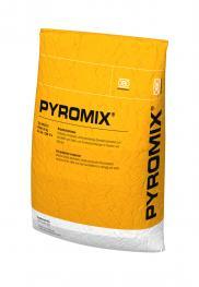 Trockenmörtel PYROMIX® im Papiersack