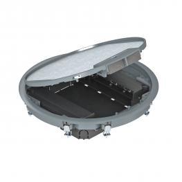 Geräteeinsatz rund für Estrichhöhe 55 mm