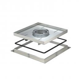 Rahmenkassette Schwerlast für Tubus, RKFSL, Nenngröße 250-3, Belastungsklasse 1