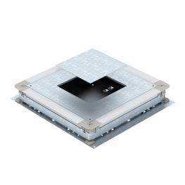 UGD350-3 GES 4 für eckige Einbaueinheiten, für Estrichhöhe 70-125 mm