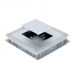 UGD350-3 GES 6 für eckige Einbaueinheiten, für Estrichhöhe 70-125 mm