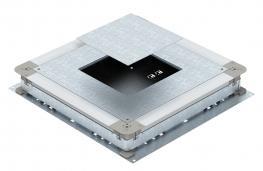 UGD350-3 GES 9 für eckige Einbaueinheiten, für Estrichhöhe 70-125 mm