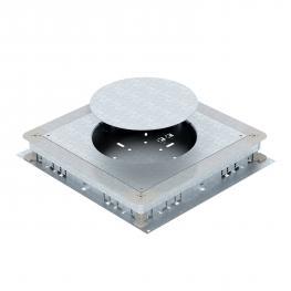 UGD350-3 GESR 7  für runde Einbaueinheiten, für Estrichhöhe 70-125 mm