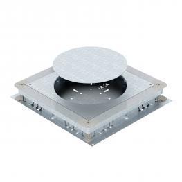 UGD350-3 GESR 9 für runde Einbaueinheiten, für Estrichhöhe 70-125 mm