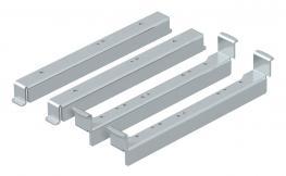 Nivellierwinkel zum Einbau in UGD250-3 für eine runde Kassette