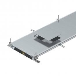 Kanaleinheit für GES6, Höhe 60-110 mm