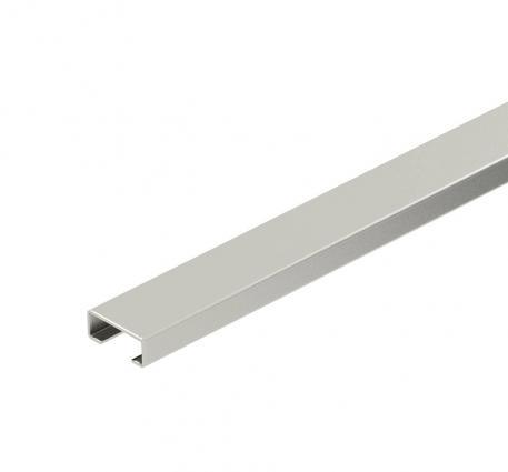 Profilschiene CL2008, Schlitz 11 mm, A2, ungelocht