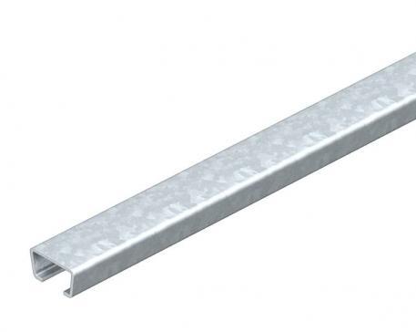 Ankerschiene AML3518, Schlitz 16,5 mm, ungelocht