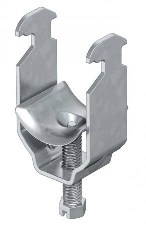 Bügelschelle, 1fach Metalldruckwanne, FT