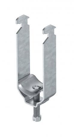 Bügelschelle, 2fach Metalldruckwanne
