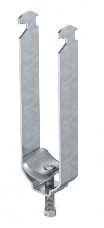 Bügelschelle, 3fach Metalldruckwanne