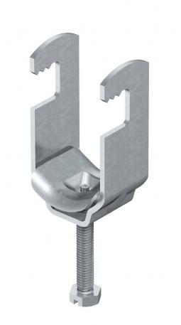 Bügelschelle, 1-fach Metalldruckwanne FT