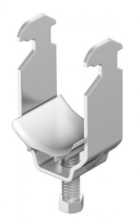 Bügelschelle, 1-fach Kunststoffdruckwanne, A2