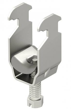 Bügelschelle, 1-fach Metalldruckwanne, A2