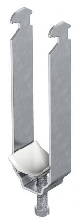 Bügelschelle, 3-fach Kunststoffdruckwanne FT