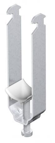 Bügelschelle, 3-fach Kunststoffdruckwanne ALU