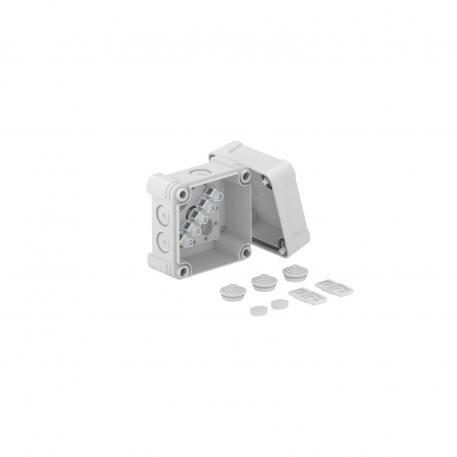 Kabelabzweigkasten X 02 mit Klemmleiste