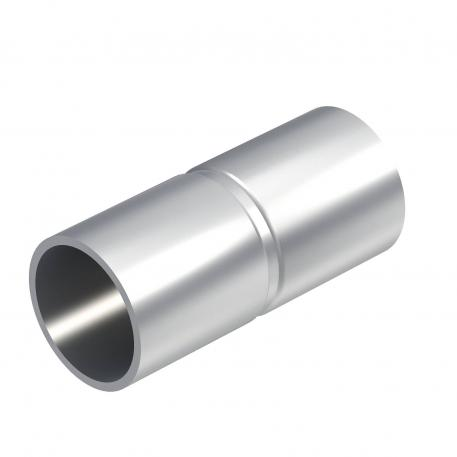 Aluminium-Muffe, ohne Gewinde