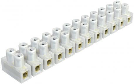 Reihenlüsterklemmen 4 mm², Polyamid