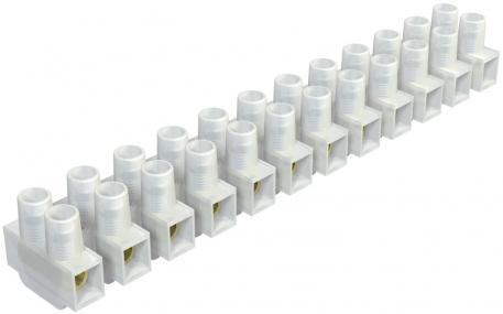 Reihenlüsterklemmen 6 mm², Polyamid