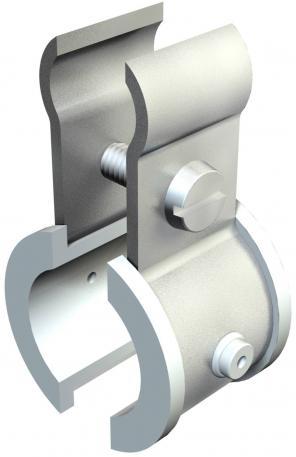 Fix-ISO-Spanndrahtschelle