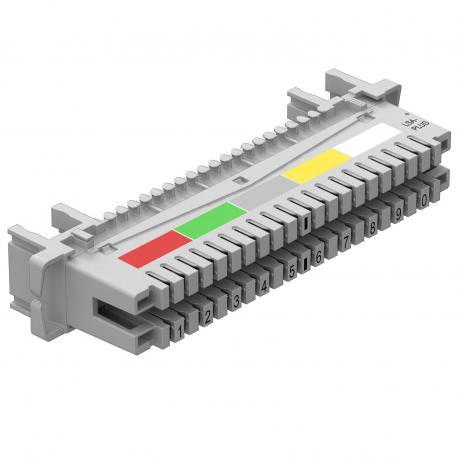 LSA-Plus-Technik/LSA-Anschlussleiste