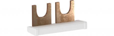 Kupferbrücken mit Schrittweite 17,6 mm