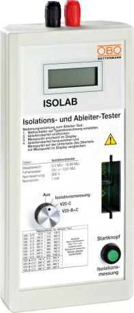 ISOLAB-Mess-System-Ableitertester