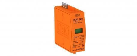 PV-Oberteil - Blitz- und Überspannungsableiter Typ 1+2