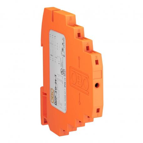 Reihenschutzgerät, 3-polig, Ausführung 24 V