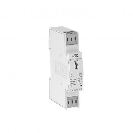 Mittel- und Feinschutz FLD für Doppeladersysteme 48 V