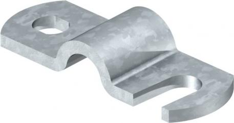 Leitungshalter, Oberteil für Rd 8-10 mm