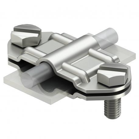 Trennstück für Rd 8-10 und FL 30 mm A2